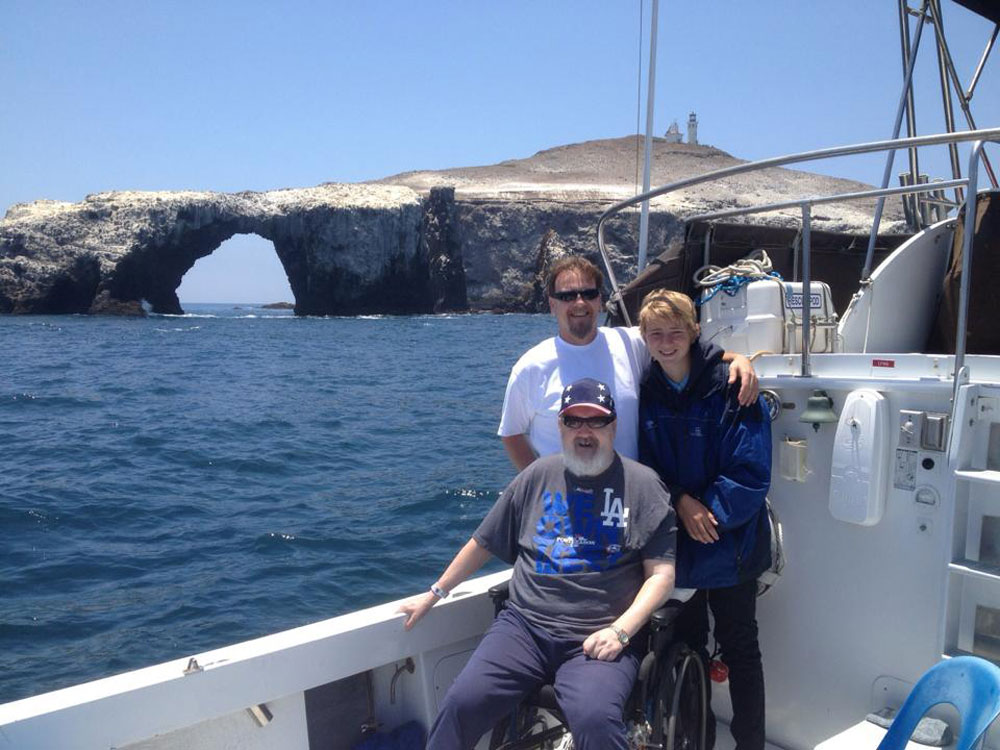 Channel Islands YC gets vets on the water
