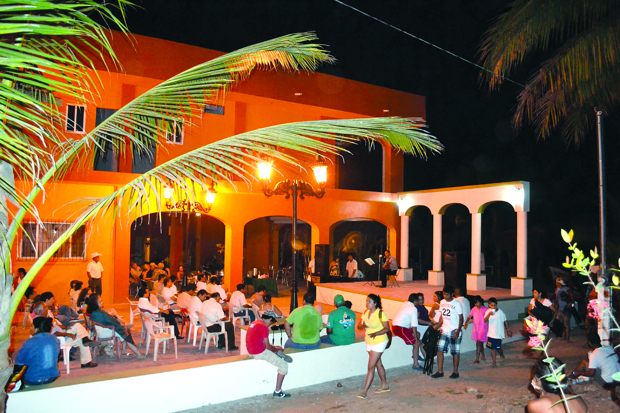 Chac Mool Is Cool in Chacala