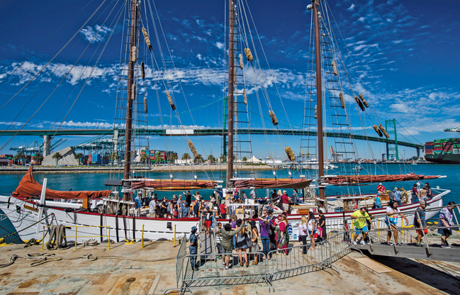 Report requested on impact of Lobster, Tall Ships festivals