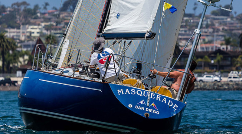 ON THE RADAR:Crew of Two races to Coronados