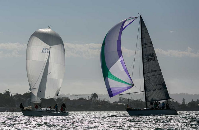 Yachting Cup ends with Mexican Divorce overall winner