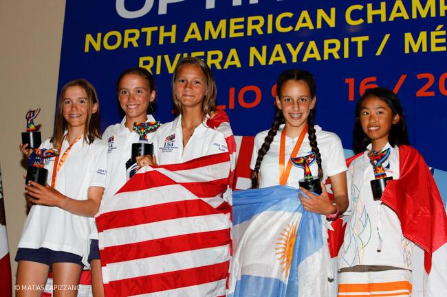 Vallarta YC hosts North American Sailing Championships