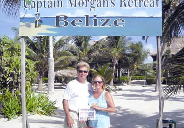 Captain Morgan's Retreat, Belize