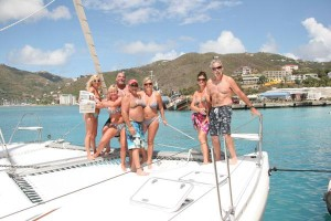 The Log in the BVI's