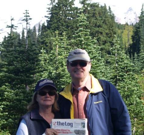 Mount Ranier - Paradise, Washington