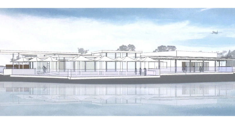 New restaurant promises floating platform, on-the-water dining