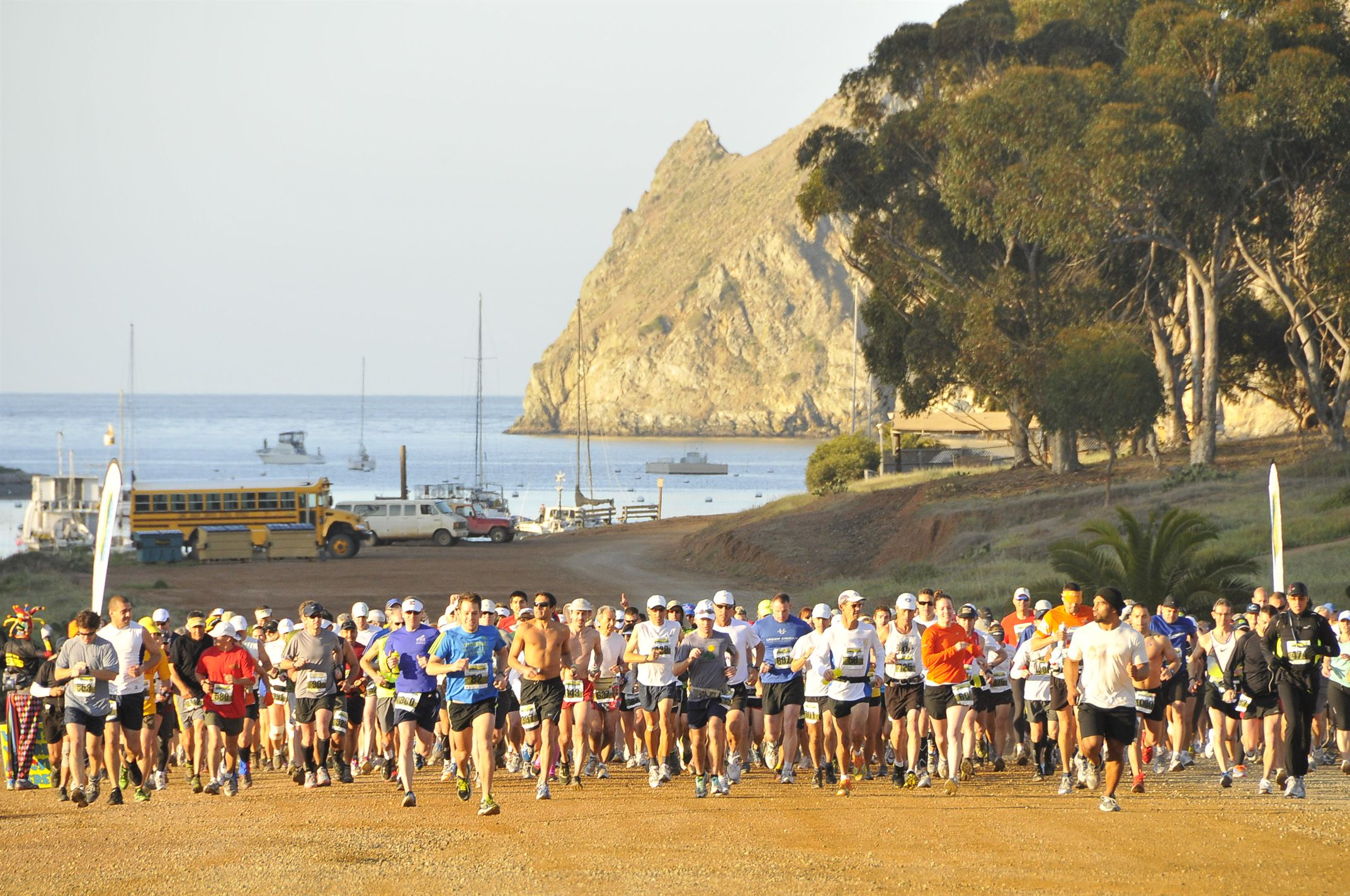 Catalina Island Marathon Scheduled for March 15