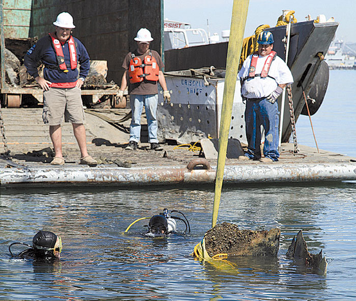 Cleanup Set for Former San Diego Anchorage