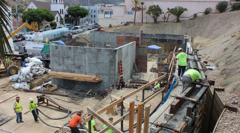 Catalina Island Museum construction project requires innovative thinking
