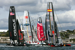 San Diego: Next Stop for America's Cup World Series