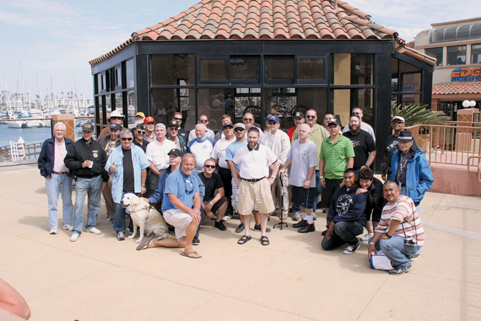 Anacapa Yacht Club Gets Vets on the Water