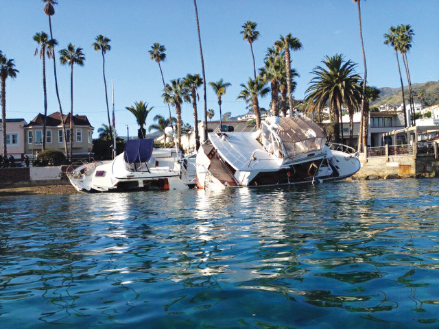 After the Storm – Avalon boaters share stories, give advice