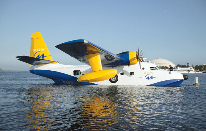 Catalina Air Show to Feature Albatross Seaplane