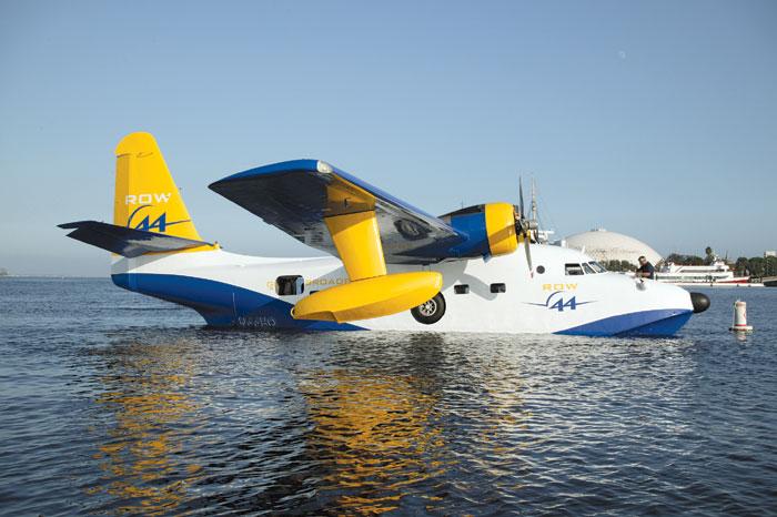 Catalina Air Show to Feature Albatross Seaplane
