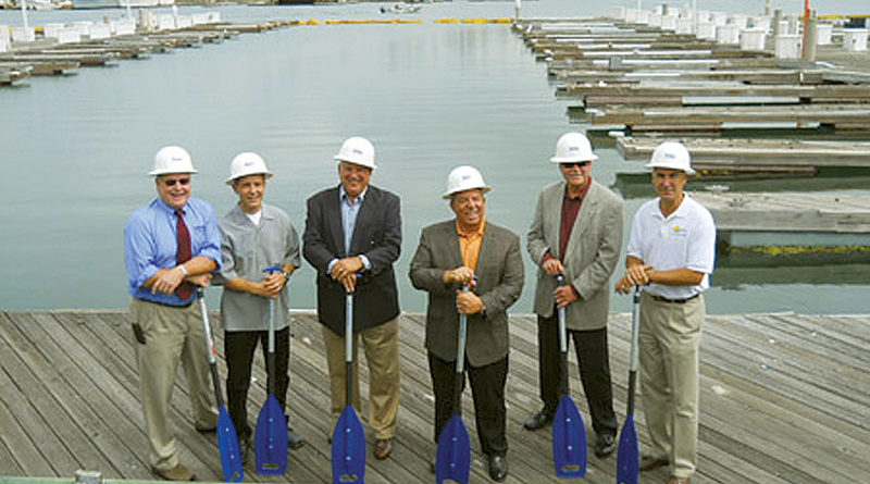 Alamitos Bay Marina Rebuild Gets Under Way