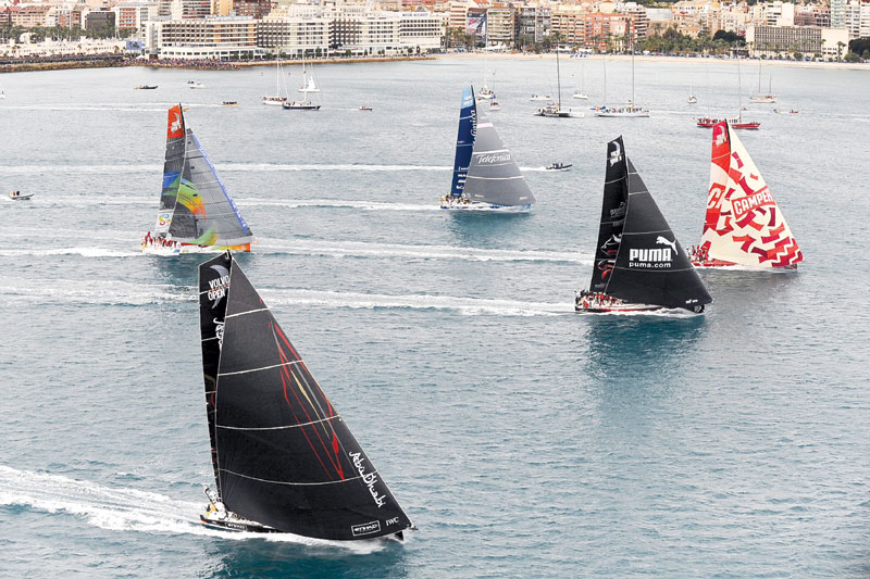Armed Guards to Protect Race Boats from Pirates
