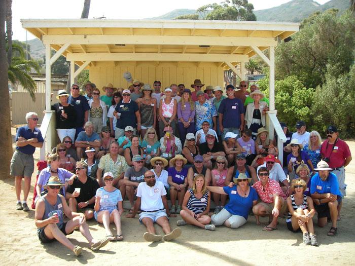 Almar Marina Members Cruise to Catalina