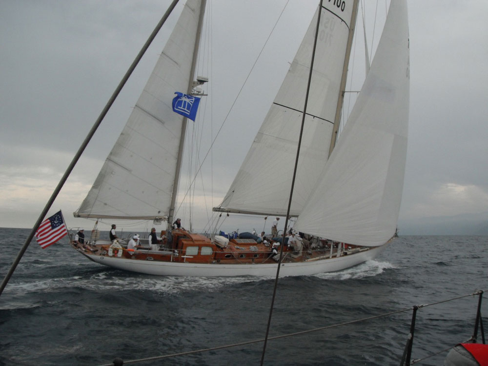 On the Radar: Classic boats to sail July 25