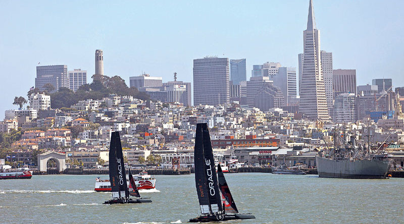 Obama Signs America's Cup Jones Act Exemption