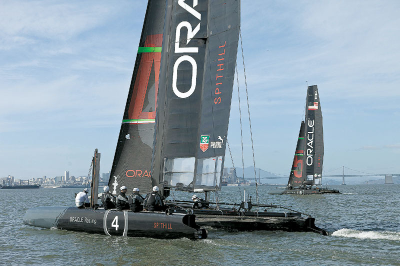 SF Approves Downsized Plan to Host America's Cup