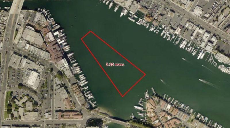Newport Beach Harbor Commission recommends public anchorage