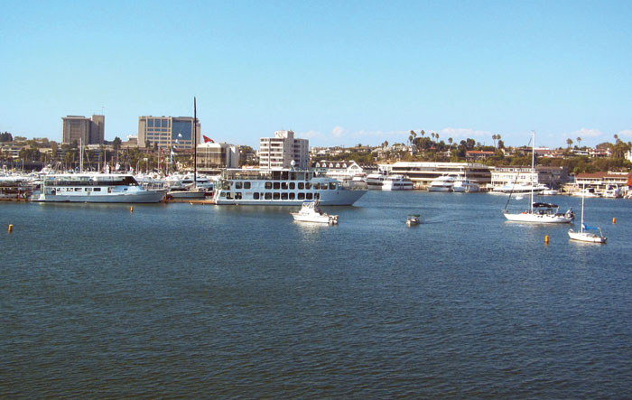 Newport Seeks Input on Seasonal Anchorage Plan