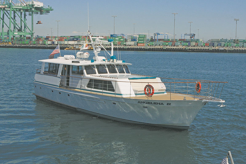 Port of Los Angeles Renovates Tour Boat, Gets Flack