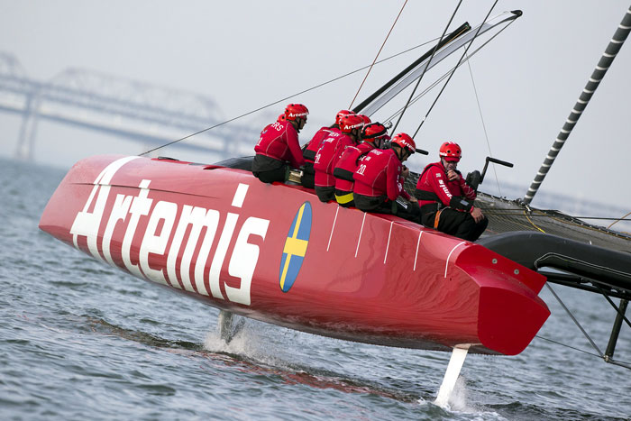 America's Cup Accident Raises Safety Questions