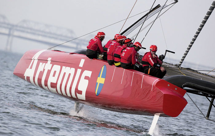 Artemis Racing Will Miss Some Early America's Cup Races