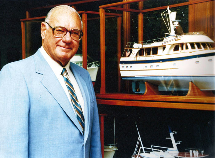 Naval Architect Arthur DeFever Dies at 94