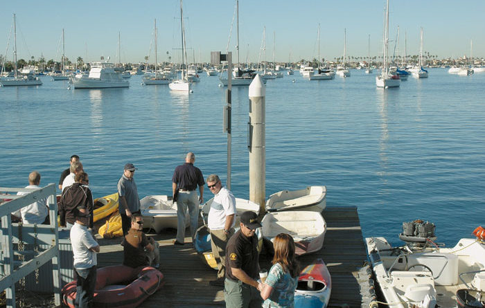 Newport Plans Abandoned Boat Auction, May 10