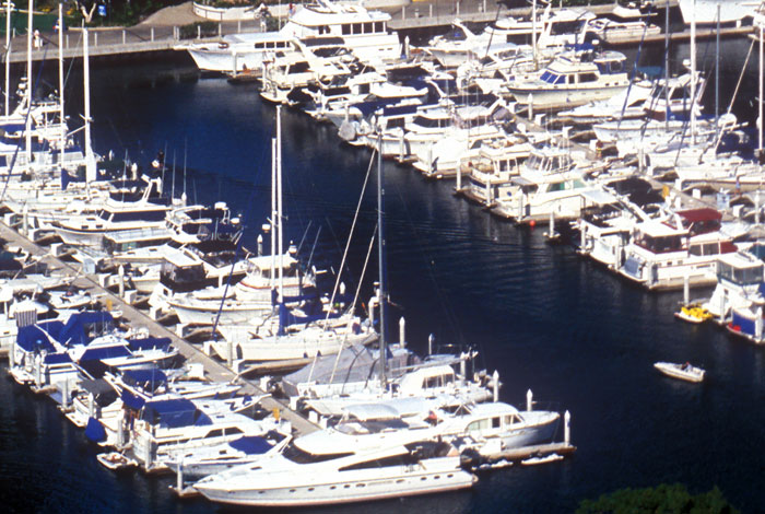 Marina Tenants Warned Not to Rent Boats as B&Bs