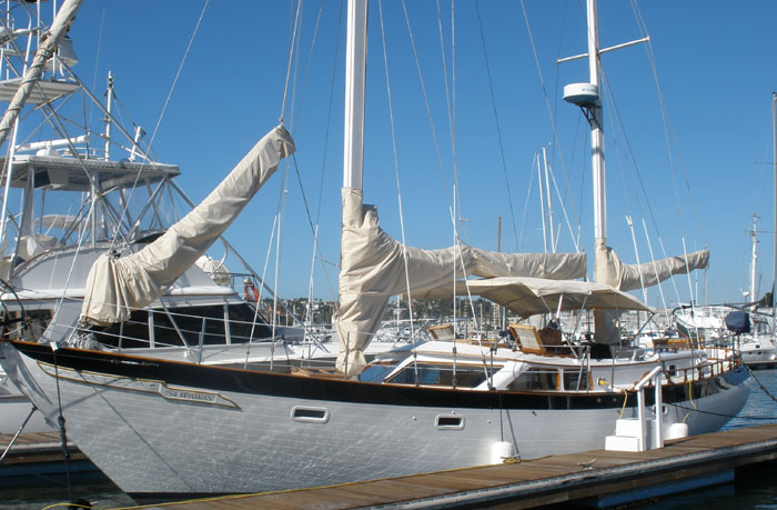 Shelter Cove Marina Offers Boat B&B Option