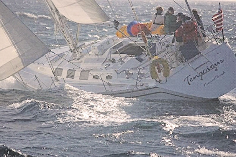 Bahia Corinthian YC Gears Up for Around the Islands Race