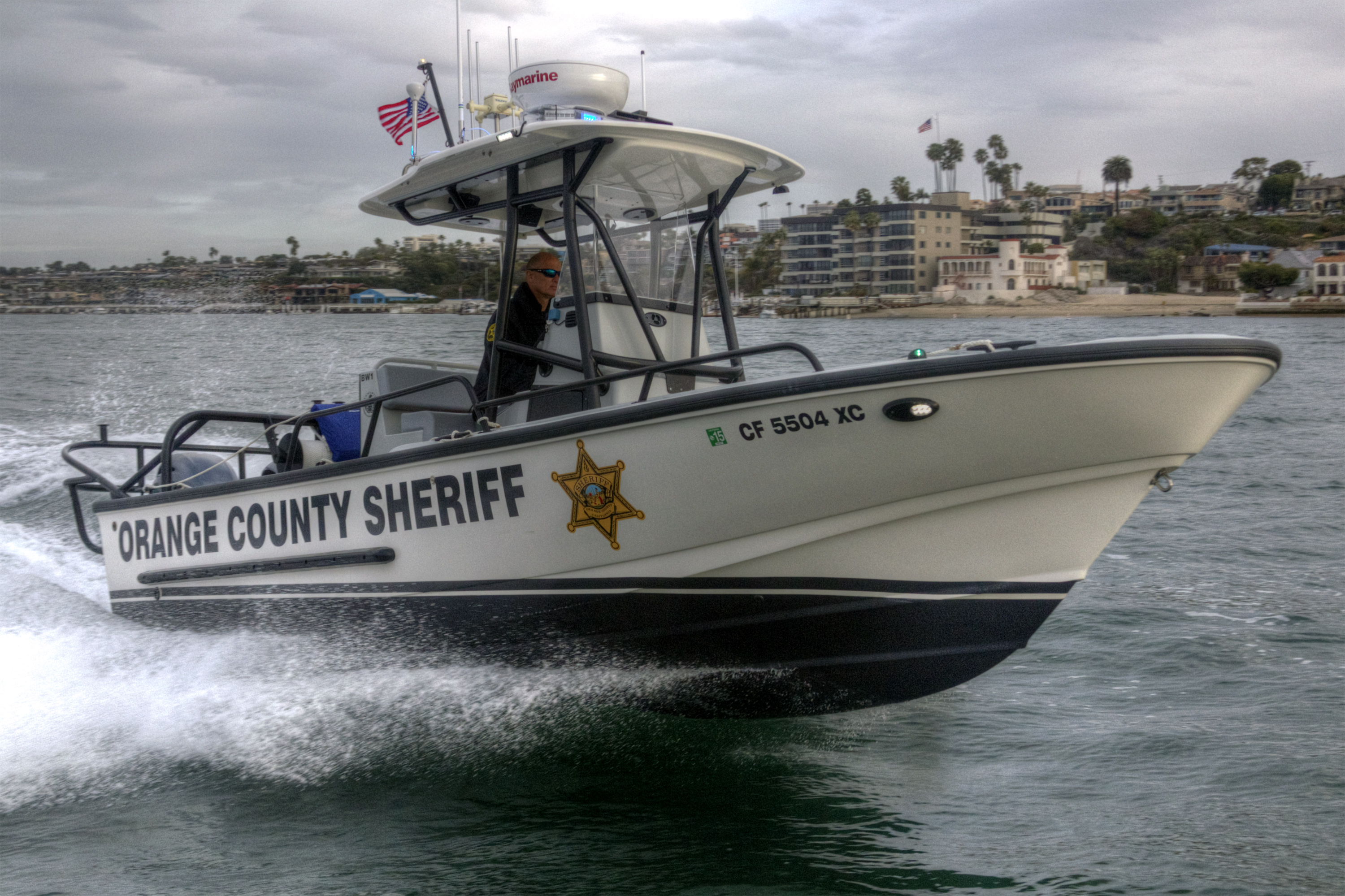 Harbor Patrol Welcomes New Boats to Fleet