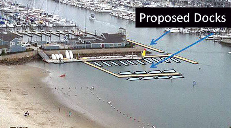 Group Fears Dock Addition Could Harm Baby Beach