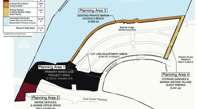 Back Bay Landing Project Advances to City Council
