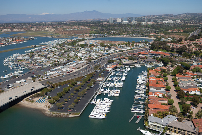 Balboa Marina project proceeds to Coastal Commission