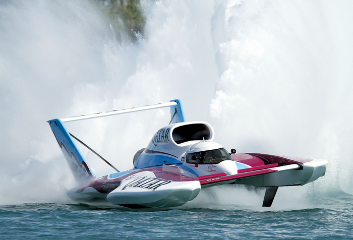 Bayfair Powerboat Racing Returns to Mission Bay