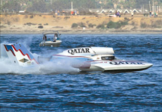 Bayfair Spectators Watch Villwock Speed to Hydro Victory