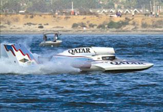 Bayfair Spectators Watch Villwock Speed to Hydro Victory