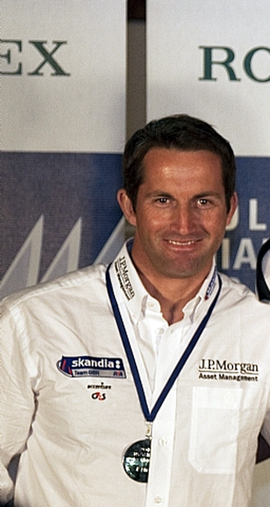 Olympian Ben Ainslie DSQ from Two IASF Worlds Races