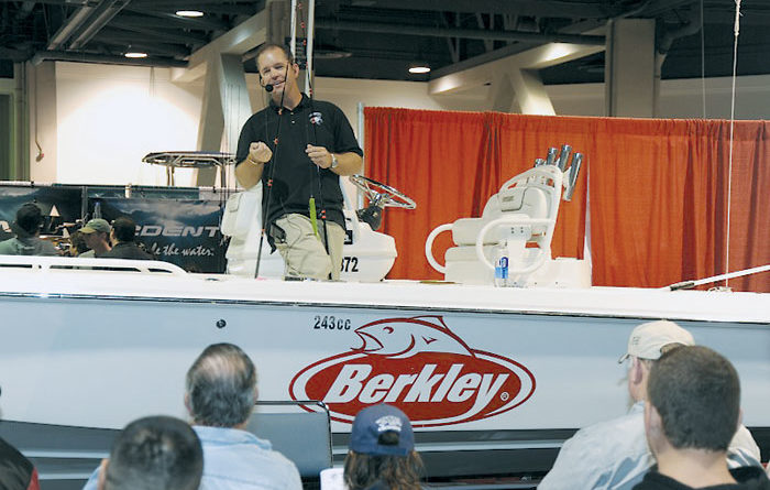 Pre-Show Seminar Offers Eastern Sierra Trout Tips