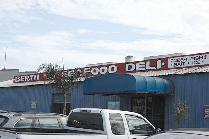 Berth 55 Restaurant, Sportfishing Docks May Close