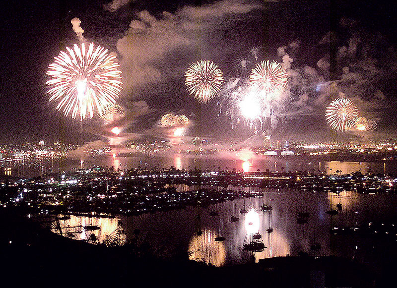 Celebrate Independence Day on the Water