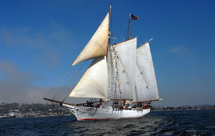 Tall Ship Bill of Rights Moves to Chula Vista