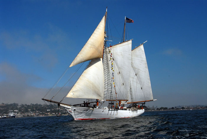 Tall Ship Bill of Rights Moves to Chula Vista