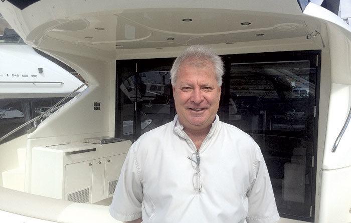 Steve Blackman Joins Silver Seas Yachts