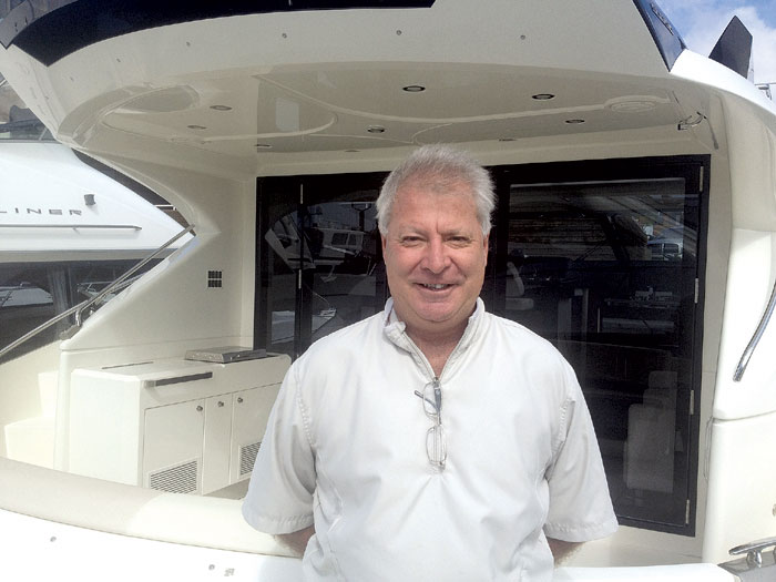 Steve Blackman Joins Silver Seas Yachts