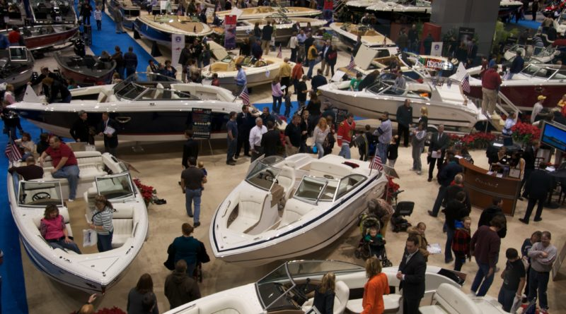 Inaugural San Francisco Boat Show Set for McCovey Cove and Pier 48